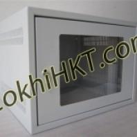Tủ Rack 10U, Tủ mạng 10u D500 Rack 19 inch